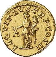 Nr. 538: Pertinax, 192-193. Aureus, 193, Rom. Aus der Sammlung eines Münchner Arztes. Vorzüglich. Taxe: 25.000,- Euro.