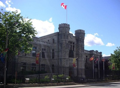 The scene of the event: the Royal Canadian Mint in Ottawa, Ontario. Photo: RealGrouchy / Wikipedia.