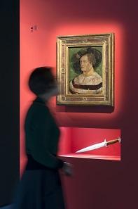 Blick in die Ausstellung. © Bernisches Historisches Museum, Bern. Foto Christine Moor.