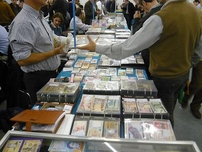 Auf der Numismata treffen sich Sammler, Investoren und Händler aus dem In- und Ausland.