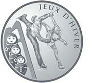 10 EUR - Mintage: 10 000 - Silver 900 - Weight: 22.2 g - Diameter: 37 mm.
