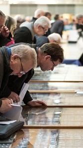 Die rund 1.000 Besucher blieben gerne länger auf der Messe, um sich gründlich umzusehen und das große Angebot zu nutzen.