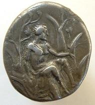 Kreta. Gortyn. Stater um 300 v. Chr. Le Rider Tf. XIII, 4 Ex Auktion Leu 28, 1981, 122, Slg. A. Moretti und Slg. R. Maly. Ex Auktion LHS 100, 2007, 274.