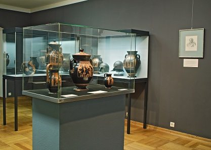Das Martin von Wagner Museum beherbergt eine der bedeutendsten universitären Sammlungen ganz Europas. Foto: © Martin von Wagner Museum Würzburg.