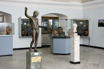 Dank der großzügigen Stiftung durch Herbert Wellhöfer zählt das Martin von Wagner Museum jetzt auch in der Numismatik zu einer der wichtigen Adressen in Deutschlands Museumslandschaft. Foto: © Martin von Wagner Museum Würzburg.