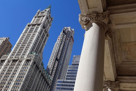 The Magical Congress of the United States of America in the New York Woolworth Building. Foto: Joe David / Wikimedia Commons / CC-BY-SA 4.0