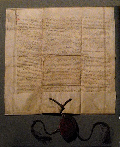 Treaty of alliance between John Szapolyai and Francis I of France.