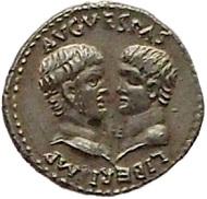 Vespasian. Ephesus, AD 71. Denarius. 6,000 Euro.