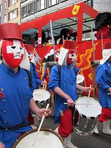 Swiss mercenaries: Part I. Photo: UK.