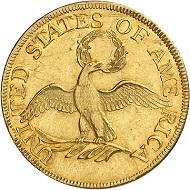 Nr. 189: USA. 5 Dollars 1795, Philadelphia.