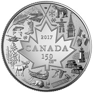 Canada / 3 Dollars / .9999 silver / 7.9 g / 27 mm / Design: Laurie McGaw (reverse) and Susanna Blunt (obverse) / Mintage: while supplies last.