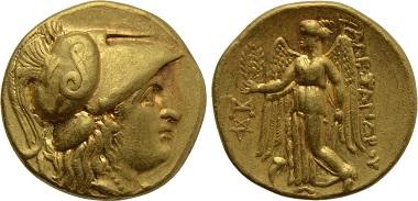 Los 90: Königreich Mazedonien. Alexander III