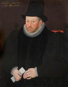MP Thomas Fanshawe war ab 1568 Geldeinzieher der Königin. Das Amt wurde in Folge fünfmal von Mitgliedern der Familie wahrgenommen.