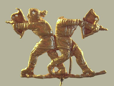 The Scythians were known in Antiquity for their horse-riding skills and their archery, as well as gold work. Photo: PHGCOM / Wikimedia Commons / CC BY-SA 3.0