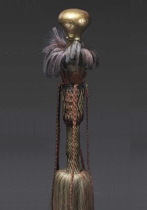 An Ottoman horse-hair standard (Tug), 17th century. Estimate: 15,000 EUR.