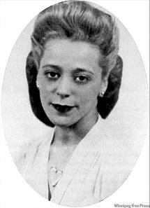 Viola Desmond (1914-1965).