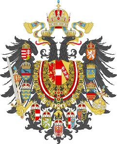 Das mittlere gemeinsame Wappen. Quelle: Wikipedia / Sodacan. CC-BY 3.0.
