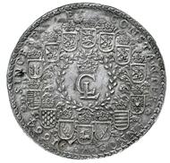 Braunschweig-Lüneburg. Christian Ludwig 1648-1665. Löser zu 6 Reichstalern 1664. Clausthal. Sehr schön/vorzüglich.