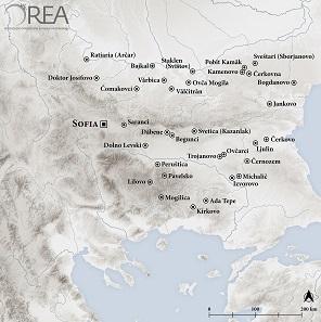 Landkarte. © OREA.