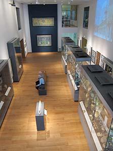 Islamic gallery. Photo: UK.