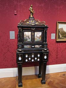 The Fitzwilliam Coin Cabinet. Photo: UK.