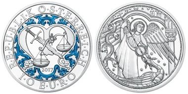 Die neue Silbermünze
