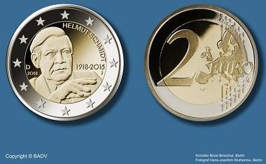 2-Euro-Gedenkmünze