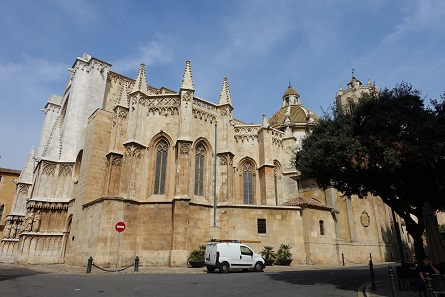 The Cathedral of Saint Thecla. An absolute must-do if you visit Tarragona. Photo: KW.