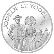 Schweiz / 20 CHF / .835 Silber / 20 g / 33 mm / Design: Gabriel Giger / Auflage: 30.000 (unzirkuliert), 5000 (Polierte Platte).