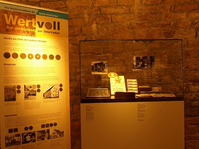 Ein Blick in die Ausstellung. Foto: Museen der Stadt Miltenberg.