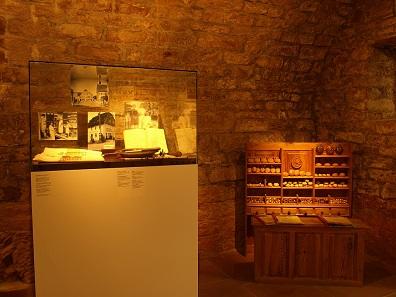 Auch Bäcker nutzten Marken zur vereinfachten Bezahlung und effektiven Kundenbindung. Foto: Museen der Stadt Miltenberg.