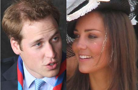 Prince William and Miss Catherine Middleton - Source: Nick Warner and Alexandre Goulet / Wikipedia.