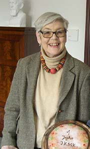 Marieluise Deißmann-Merten am 20. Mai 2008