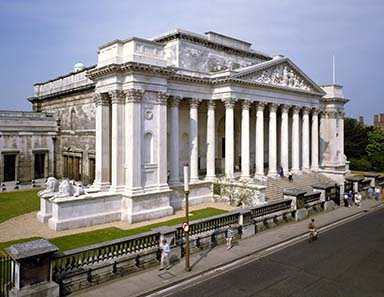 Das Fitzwilliam Museum. Foto: Fitzwilliam Museum.