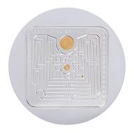 Barcelona Labyrinth: Armenia / 5000 dram / Silver .925 / 62.2g / Design: Giedrius Paulauskis / Mintage: 1500.