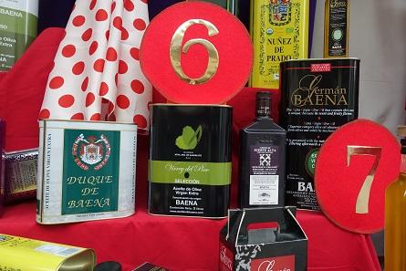 Baena ist für sein Olivenöl berühmt. Foto: KW.