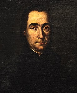 Portrait of Erasmus Frölich by Peter Fendi. Photo: copyright Kunsthistorisches Museum, Vienna.