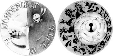 "Jury's Special Award: ""Alice in Wonderland"" by Kuts Maryna Vasylivna."