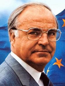 Helmut Kohl auf einem CDU-Plakat von 1989 als deutscher Bundeskanzler. Foto: CDU / KAS/ACDP 10-030 : 200 CC-BY-SA 3.0 DE