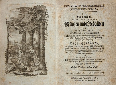 Los 16: Domus Wittelsbachensis numismatica.