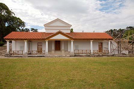 The Villa Urbana. Photo: Matthias Kabel / Wikipedia.