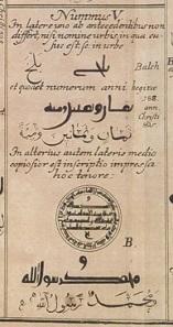 "Jakob Kehr, ""Monarchiae Asiatico-Saracenicae Status"", 1724."