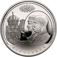 Hungary / 20,000 HUF / Silver .925 / 77.76g / 52.5mm / Design: István Kósa / Mintage: 5000.