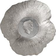 Cook Islands / 5 Dollars / Silver .999 / 1 oz / 45 mm / Mintage: 2500.