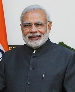 Indian Prime Minister Narenda Modi. Photo: Narenda Modi / Wikimedia Commons / CC BY-SA 2.0