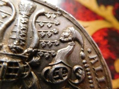 Der sogenannte Judenkopf auf einer Renaissance-Medaille belebt seit Jahrhunderten die numismatischen Diskussionen.