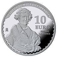 Spain / 10 Euros / Silver .925 / 27g / 40mm / Mintage: 7500.