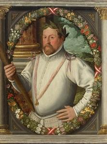 Erzherzog Ferdinand II. (1529-1595), um 1575. Öl auf Leinwand. Wien, Kunsthistorisches Museum, Gemäldegalerie, Inv.-Nr. 4501. Foto: © KHM-Museumsverband.