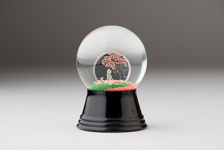 Cherry Blossom Globe.