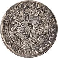 Lot 21361: Poland. Taler, 1580. Olkusz Mint. Stefan Bathory (1575-86). PCGS Genuine-Cleaning, VF Details Secure Holder.